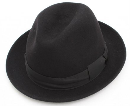 Hatte - City Sport Caps Trilby (sort)