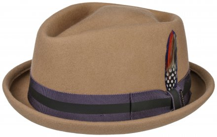 Hatte - Stetson Ecron Diamond Crown (beige)