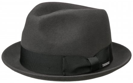Hatte - Stetson Colby Wool/Cashmere (grå)