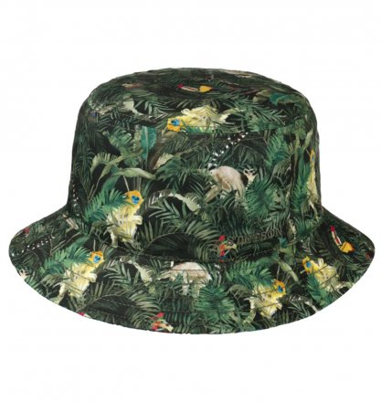 Hatte - Stetson Daytona Reversible Bucket Hat (multi)