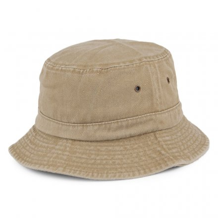 Hatte - Cotton Bucket Hat (khaki)