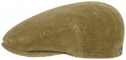 e97a58e0be20d Sixpence   Flat cap - Stetson Kent Cord (lysebrun)