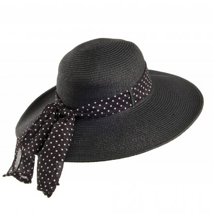 Hatte - Beachside Sun Hat (sort)