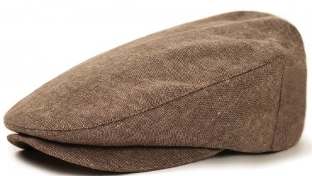 Sixpence / Flat cap - Brixton Barrel (shale brown)