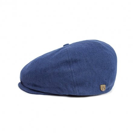 Sixpence / Flat cap - Brixton Brood (midnight navy)