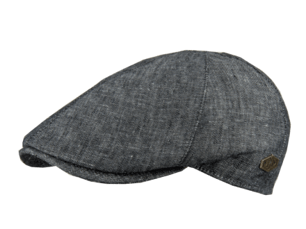 Sixpence / Flat cap - MJM Broker Linen/Cotton (sort mix)