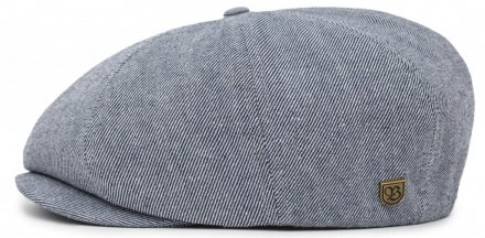 Sixpence / Flat cap - Brixton Brood (blue denim)