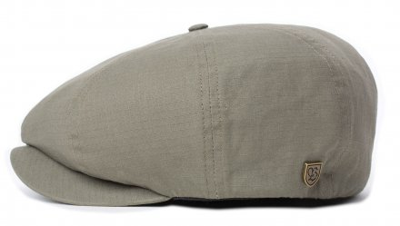 Sixpence / Flat cap - Brixton Brood (dark military olive)