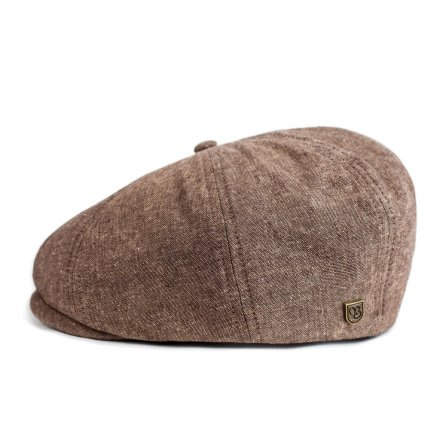 Sixpence / Flat cap - Brixton Brood (light brown)