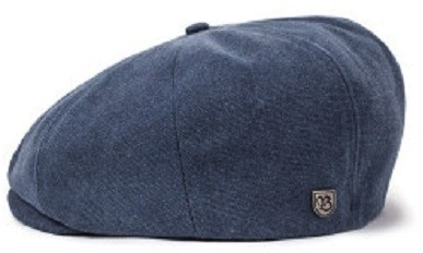 Sixpence / Flat cap - Brixton Brood (washed navy)