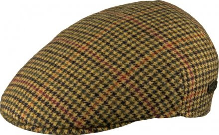 Sixpence / Flat cap - MJM Country Wool (beige mix)