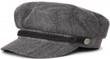 e389a0e403995 Sixpence   Flat cap - Brixton Fiddler (sort acid wash)
