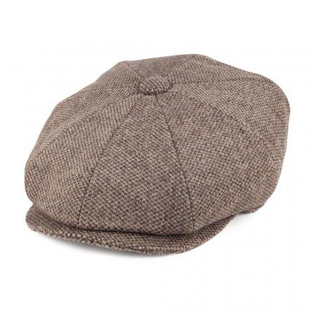 Sixpence   Flat cap - Jaxon Hats Gotham Newsboy Cap (brun) 98460071dcf5b