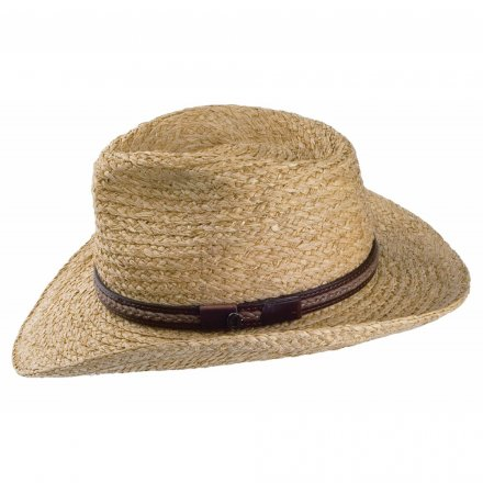 Hatte - El Paso Straw Outback (natur)