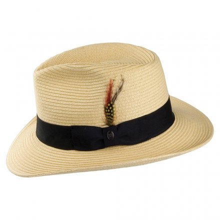 Hatte - Summer C-Crown Fedora (natur)