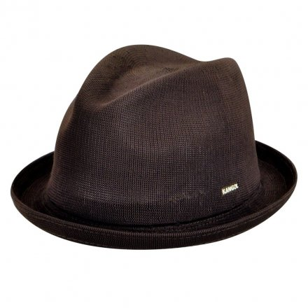 Hatte - Kangol Tropic Player (brun)