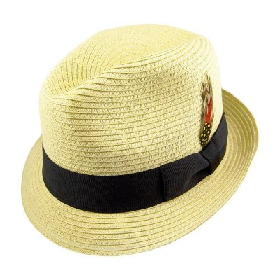 Hatte - Summer Blues Trilby (natur)