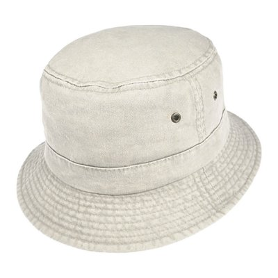 Hatte - Cotton Bucket Hat (putty)