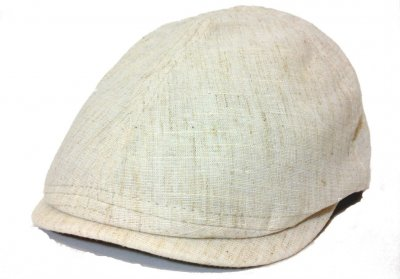 Sixpence / Flat cap - Faustmann Amaro (beige)