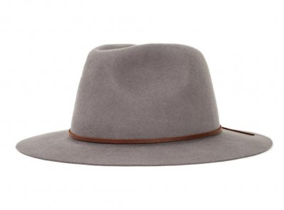 Hatte - Brixton Wesley (light grey)
