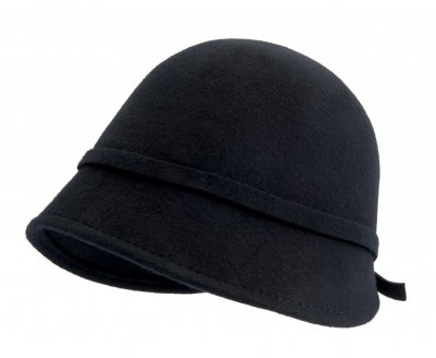 Hatte - CTH Ericson Analise Cloche (marineblå)