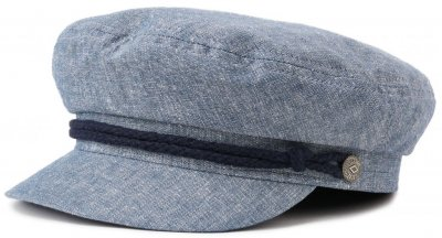 Sixpence / Flat cap - Brixton Fiddler (light blue)