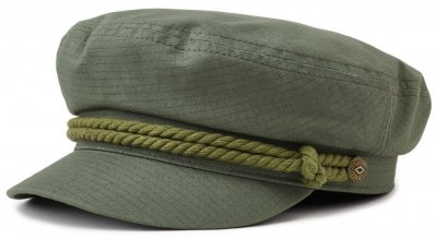Sixpence / Flat cap - Brixton Fiddler (light olive)