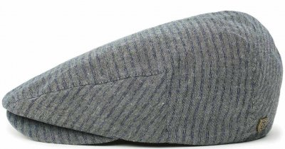 Sixpence / Flat cap - Brixton Hooligan (grey-navy)