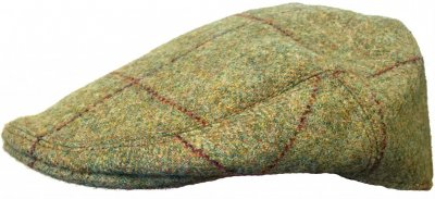 Sixpence / Flat cap - Lawrence and Foster County (grøn tweed)
