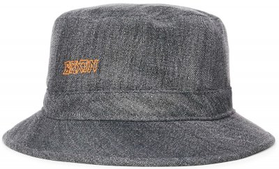 Hatte - Brixton Simmons Bucket (sort)